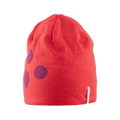 Čepice Craft Čepice Light 6 Dots růžová
