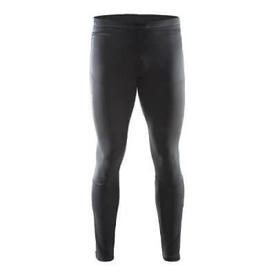 Kalhoty Craft Kalhoty Defense Thermal černá s modrou