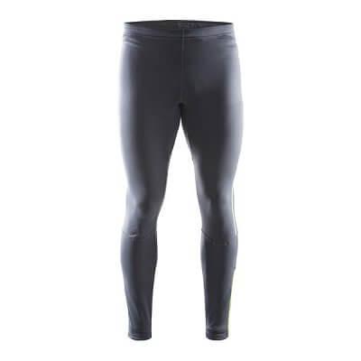 Craft Kalhoty Defense Thermal šedá