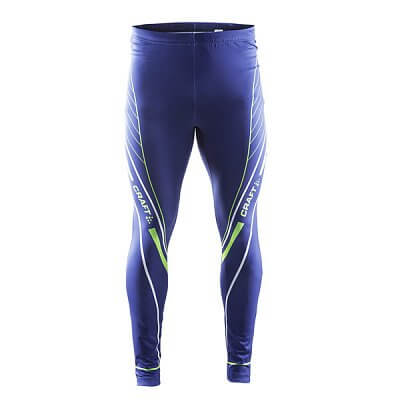 Kalhoty Craft Kalhoty Race modrá