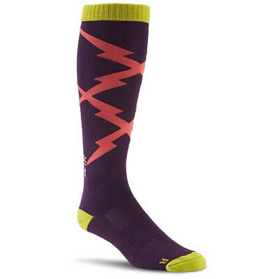 Podkolenky Reebok CrossFit Womens Knee High Sock