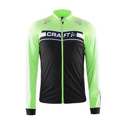 Bundy Craft Cyklobunda Grand Tour Storm černá se zelenou