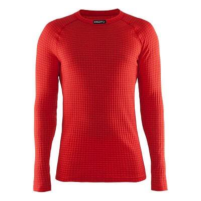 Trička Craft Triko Warm Wool červená
