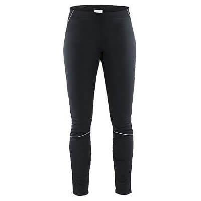 Kalhoty Craft W Kalhoty Storm černá