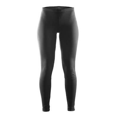 Kalhoty Craft W Kalhoty Defense Thermal černá