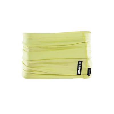 Doplňky oblečení Craft Nákrčník Bormio žlutá