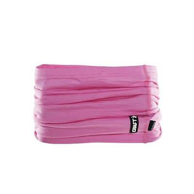Doplňky oblečení Craft Nákrčník Bormio růžová