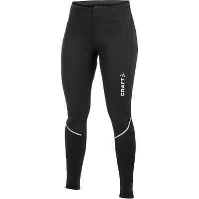 Kalhoty Craft W Cyklokalhoty Move Thermal černá