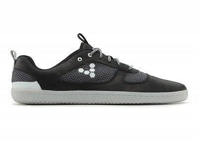 Pánská vycházková obuv Vivobarefoot AQUA 2 M Leather Black