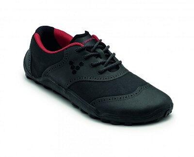 Vivobarefoot LINX M Black Red