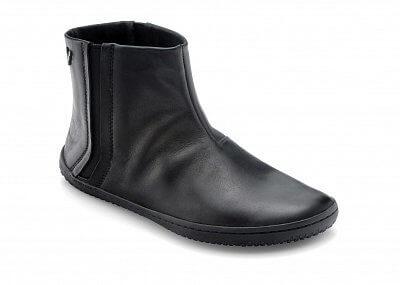Dámská vycházková obuv Vivobarefoot CHELSEA L Leather Black