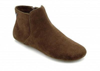 Dámská vycházková obuv Vivobarefoot GWEN L WR Suede Camel