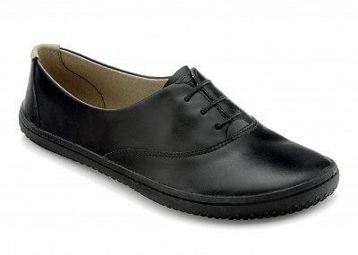 Dámská vycházková obuv Vivobarefoot JOY L Leather Black