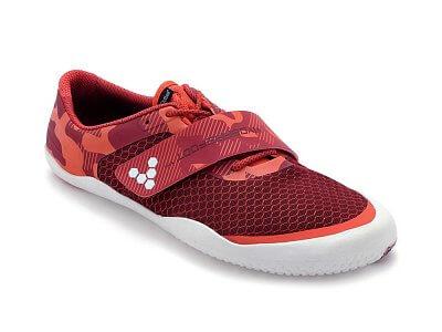 Dámská fitness obuv Vivobarefoot MOTUS L Red Camo