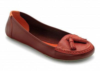 Dámská vycházková obuv Vivobarefoot PENNY L Leather Sedona