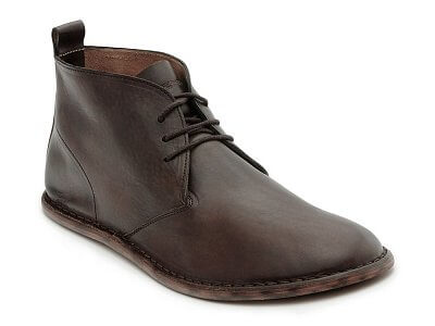 Vivobarefoot PORTO L Leather DK Brown