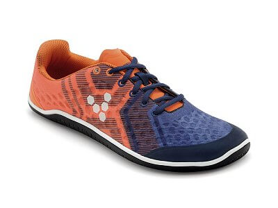 Dámská běžecká obuv Vivobarefoot STEALTH 2 WP L Orange/Navy