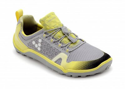 Vivobarefoot TRAIL FREAK L  Grey/Lemon