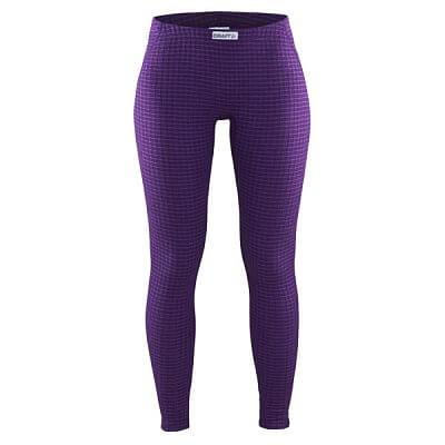 Spodní prádlo Craft W Spodky Warm Wool fialová