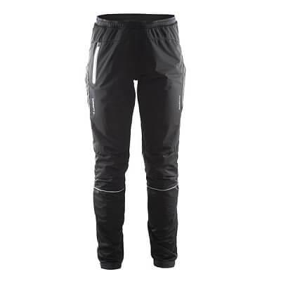 Kalhoty Craft W Kalhoty Nordic černá