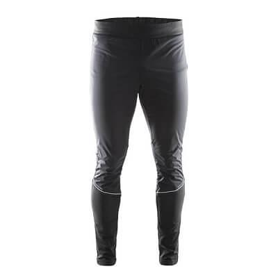 Kalhoty Craft Kalhoty Race Train černá