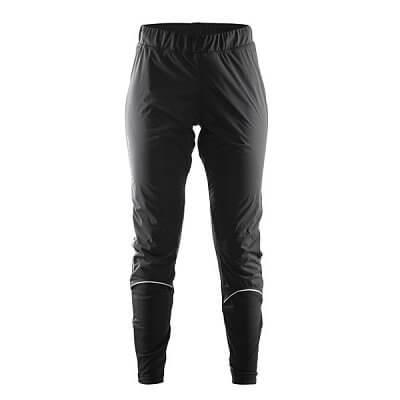 Kalhoty Craft W Kalhoty Defense Wind černá