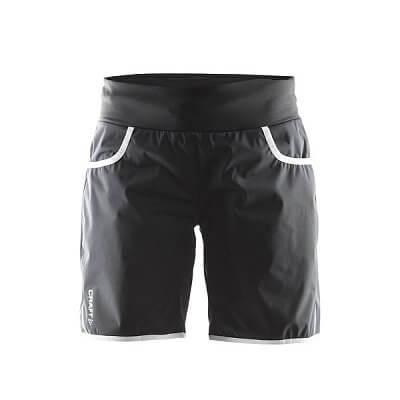 Craft W Šortky Defense Warm černá