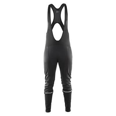 Kalhoty Craft Cyklokalhoty Storm Bib (bez vložky) černá