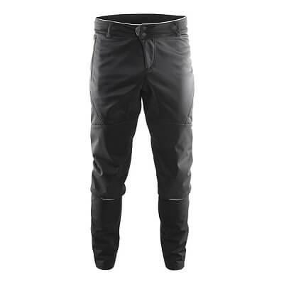 Kalhoty Craft Cyklokalhoty X-over Bike (bez vložky) černá