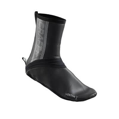 Doplňky oblečení Craft Návleky Shield Bootie černá