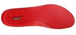 Vivobarefoot THERMAL INSOLE L Red