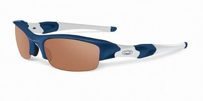 Oakley Flak Jacket Xlj Polished Navy/ Vr28 Black Iridium Xlj
