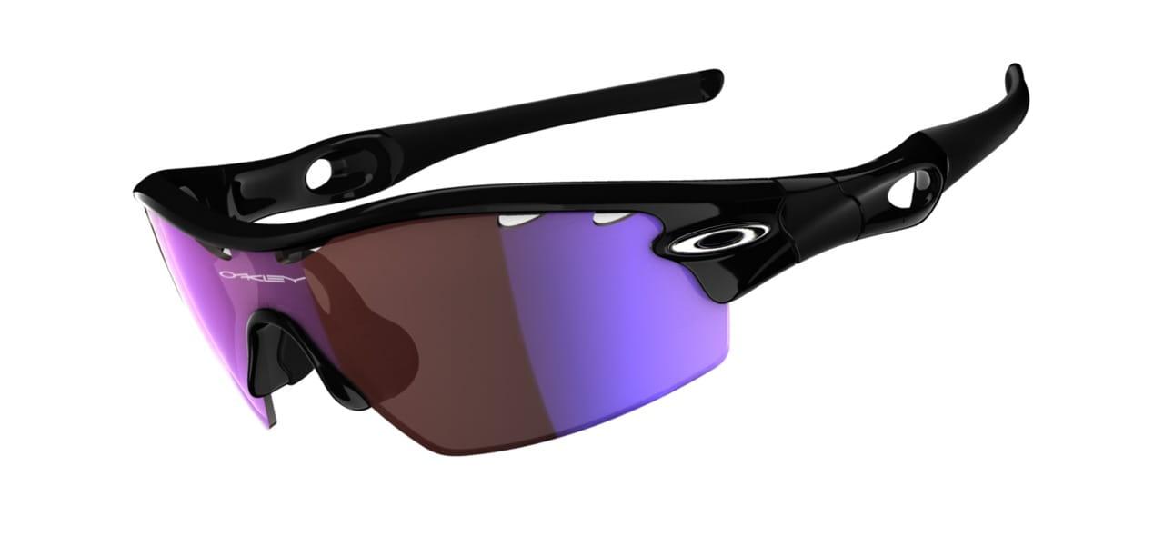 Sluneční brýle Oakley Radar Pitch Vntd Golf Specific Jet Black G30 Pitch