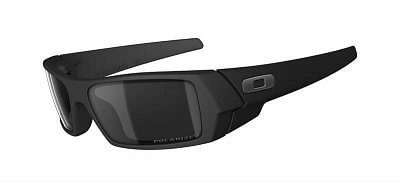 Sluneční brýle Oakley Gascan Matte Black Black Polar.