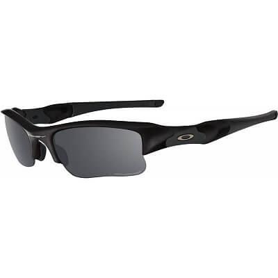 Sluneční brýle Oakley Flak Jacket XLJ MatteBlk w/Blk IrPol
