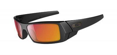 Sluneční brýle Oakley Gascan Matte Black w/Ruby Iridium