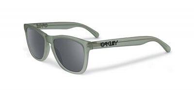Sluneční brýle Oakley Frogskins LX Satin Olive w/Grey