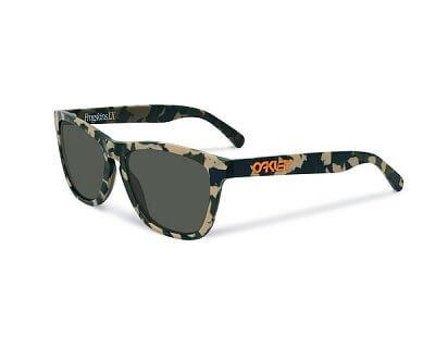 Sluneční brýle Oakley Koston Frogskins LX MatteCamo w/Dark Grey