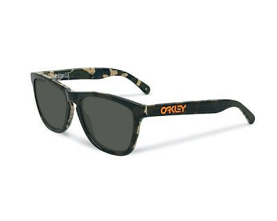 Sluneční brýle Oakley Koston Frogskins LX NightCamow/DkGrey