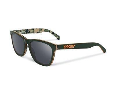 Sluneční brýle Oakley Koston Frogskins LX MatteCamoGreenw/BlkIrd