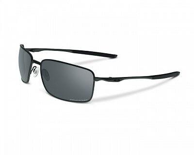 Sluneční brýle Oakley Square Wire Carbon w/ Grey Polar