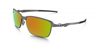 Sluneční brýle Oakley Tinfoil Lead w/ Fire Iridium