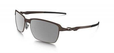 Sluneční brýle Oakley Tinfoil Brushed Chrome w/ Grey Polarized