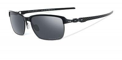 Sluneční brýle Oakley Tinfoil Carbon StnBlk/Steel w/BlkIridPlr