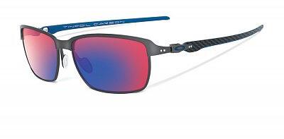 Sluneční brýle Oakley Tinfoil Carbon Crbn/Crbn w/PosRedIri