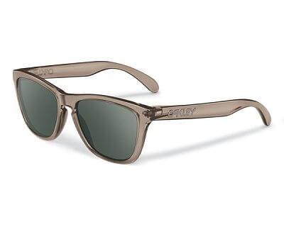 Sluneční brýle Oakley Frogskins Sepia W/Dark Grey