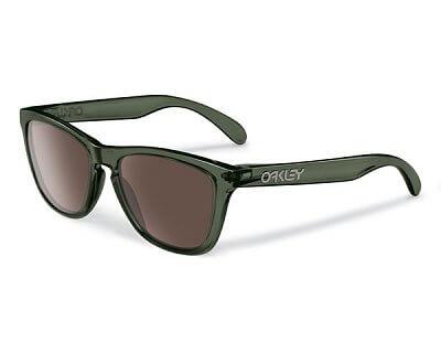 Sluneční brýle Oakley Frogskins Olive Ink W/Warm Grey