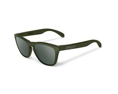 Sluneční brýle Oakley Frogskins Matte Moss W/Dark Grey