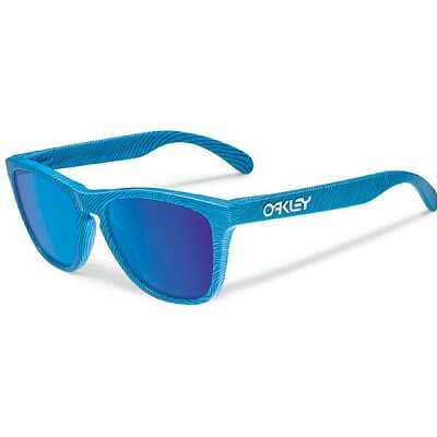 Sluneční brýle Oakley FrogskinsFingerprintSkyBluew/SapphireIrd