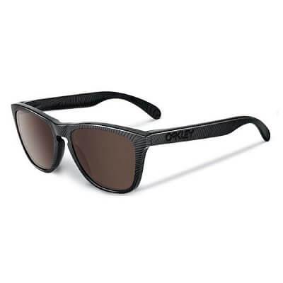 Sluneční brýle Oakley Frogskins Fingerprint Dk Grey w/WarmGrey